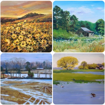 Eight Reasons Artists Paint the Prairie
