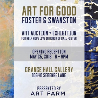 Foster/Swanston Grange Hall Exhibition
