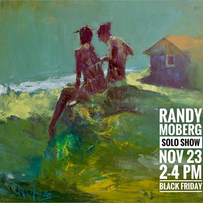 RANDY MOBERG | NEW WORKS