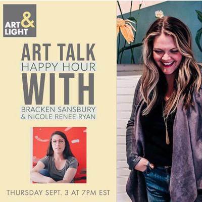 Art Talk Happy Hour: Nicole Renee Ryan