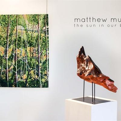 Matthew Mullins: The Sun In Our Bones