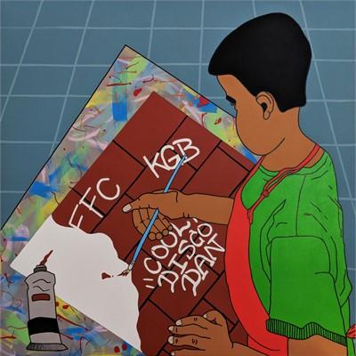 Sursum Corda: Featuring Street artist 'Decoy'