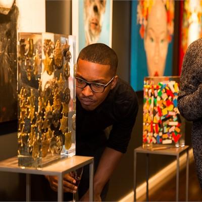Helder Batista's Solo Exhibition at Artist's Proof
