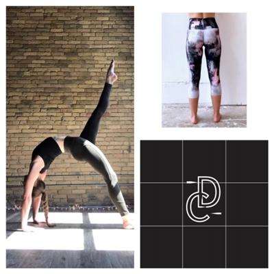 Embellish Active, Carlos Diaz Design, &  Highland Yoga