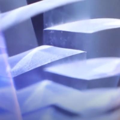 Video -  Alex Bernstein - Creating Sculptures