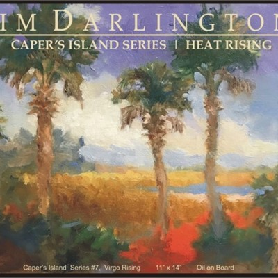 JIM DARLINGTON | Heat Rising ; Caper's & Bull's Island