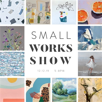 Small Works Show 2019
