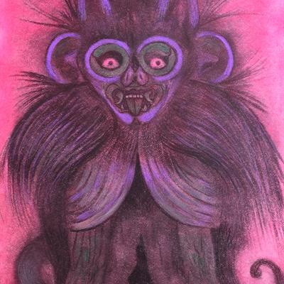 Alfonso Barrera: Mesoamerican Bestiary