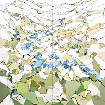 First Thursday October Artists: Darthea Cross, Helen Lewis