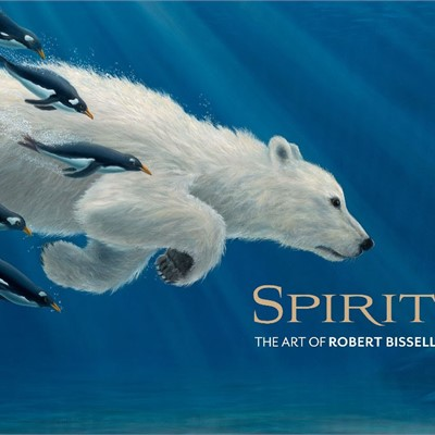 Robert Bissell book signing