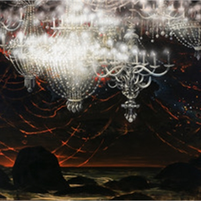 Kevin Sloan | Cathedral at Nalanda Cube Gallery