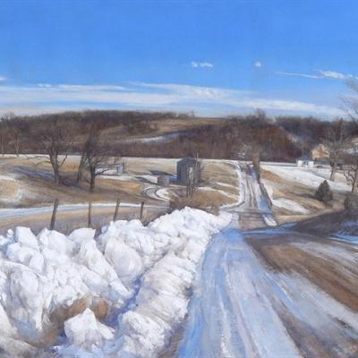First Annual Jane Stephens Memorial Watercolor