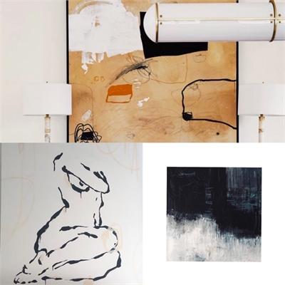 Neutrals & Nudes: William McLure, Pat Wolf, & Anna Moran