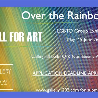 Over the Rainbow: LGBTQ Group Show