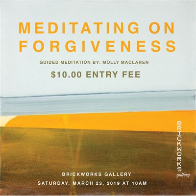 Meditating On Forgiveness With Molly MacLaren