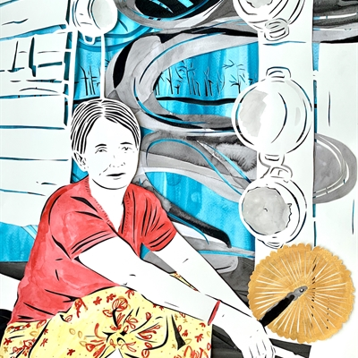 Lauren Iida | 32 Aspects of Daily Life