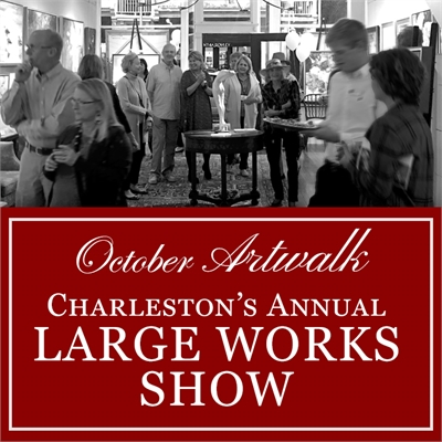 Charleston's Annual Large Works Show