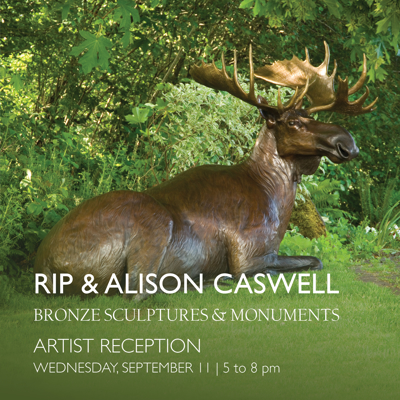 Artist Reception with the Caswells