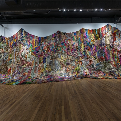 Suchitra Mattai featured in State of the Art at Crystal Bridges + Momentary