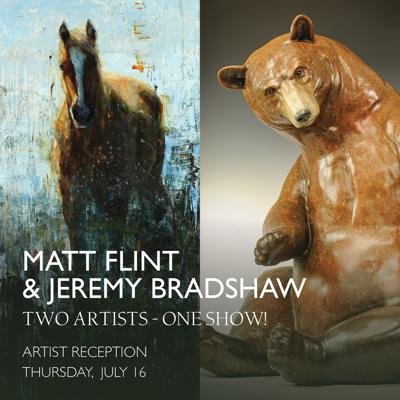 Parallel Visions | Matt Flint & Jeremy Bradshaw