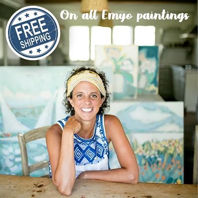 Free Domestic Shipping: Emyo
