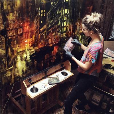 After Dark: Lindsey Kustusch Solo Exhibition