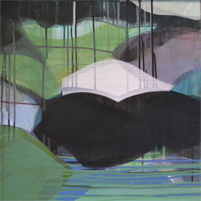 """Flora"" by Katherine Sandoz"