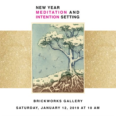 New Year Meditation and Intention Setting with Molly McLaren