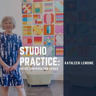 STUDIO PROCESS: Kathleen Lemoine