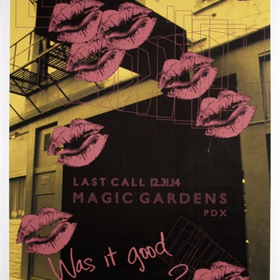 MAGIC GARDENS: LAST CALL