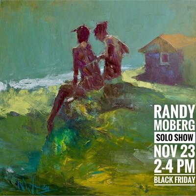 Randy Moberg | Solo Exhibition