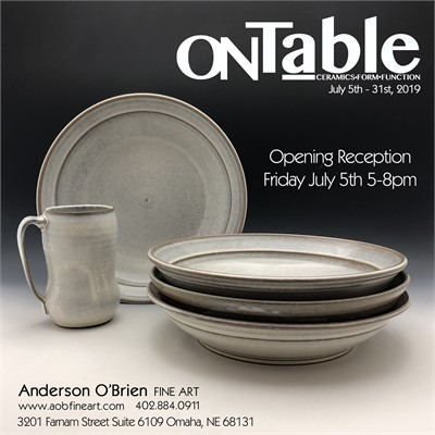 On Table: An Exhibition of Functional Ceramics