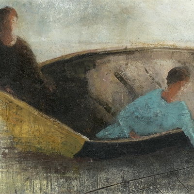 Thoughts Left Unspoken: Paintings by Charlie Bluett & David Brayne