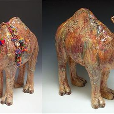 Brought to Life: The Clay Animals by Kari Rives