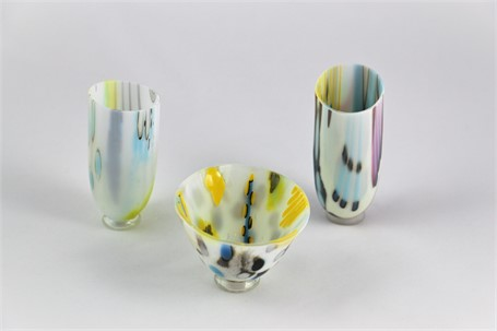 Vase Sets- Flakes (3 Pieces)