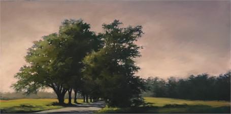 Parson's Beach Road 12 x 24