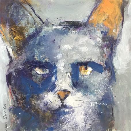 Blue Kitty 2