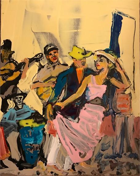 La Vida Cuba - Pareja Musical