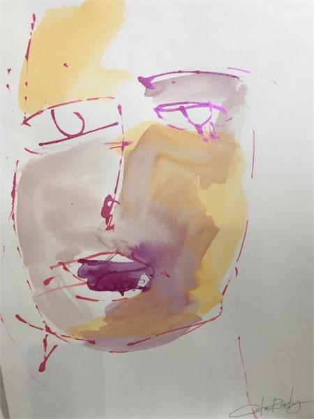 Large Paper Faces