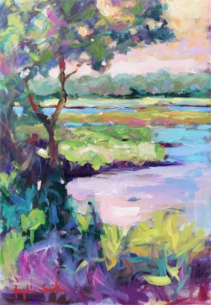Lower Toogoodoo Creek