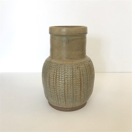 "Richard Winslow | Tall Vase | Ceramic | 11.5"" X 8"" 