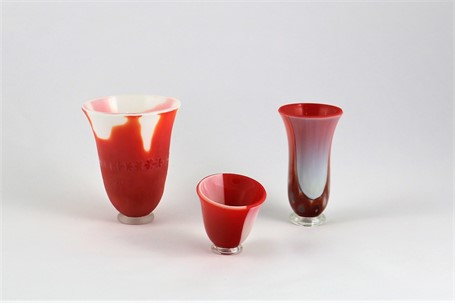 Vase Set- Passion (3 Pieces)