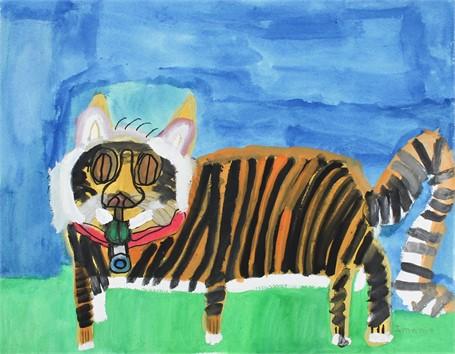 Imani's Tiger
