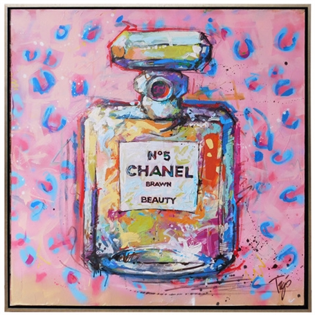Groovy Chanel