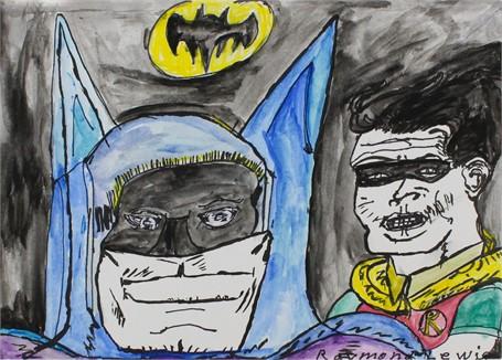 Batman and Friend