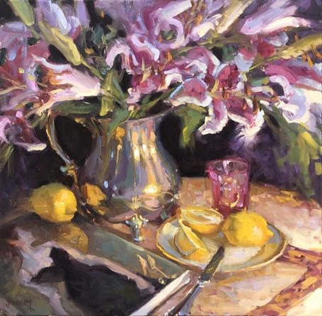 Lillies and Lemons