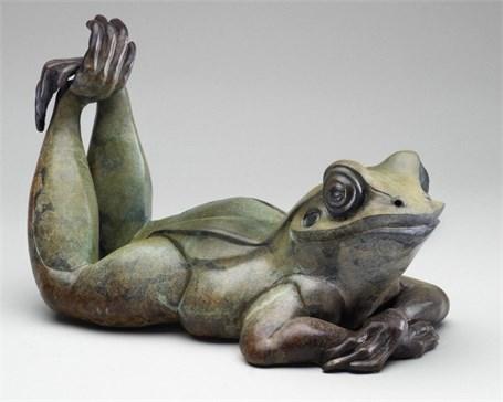 California Red Legged Frog