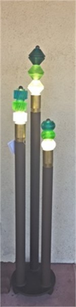 LED Light Poles