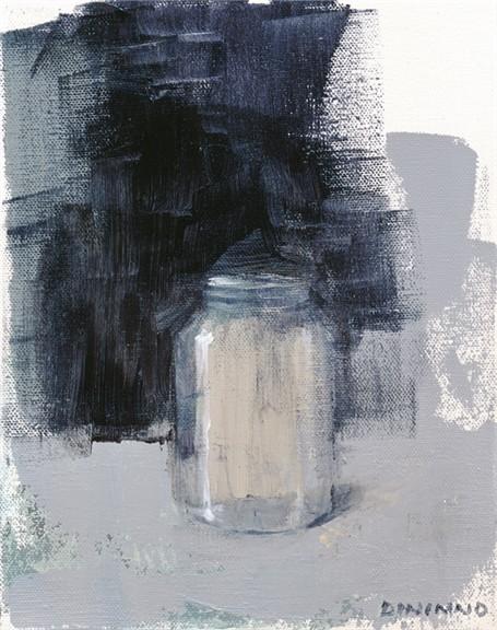Still Life (Glass Jar)