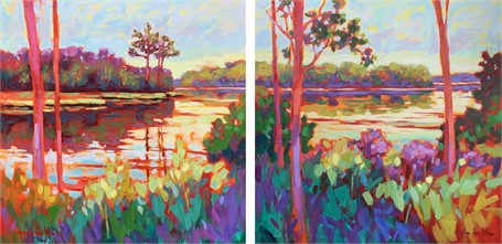 Lowcountry Wetlands, I and II